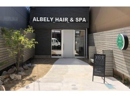 アルベリー ヘアーアンドスパ 豊川駅前店(ALBELY hair&spa)