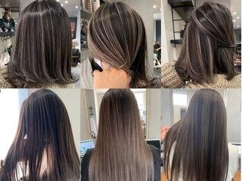 ティティヘアーコーディネート(Titi hair coordinate)の写真/【Titi】でしか出来ない最新のデザインカラーを是非お試しください♪≪ケアブリーチ取扱いサロン≫