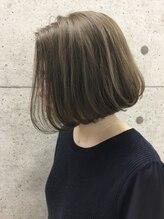 アヴァンス 新金岡店(AVANCE)ワンカール×質感ボブ×抜け感ハイライト