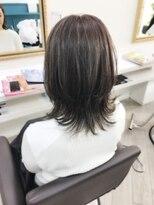 ビューティー シャレンド【sharend】ウルフレイヤー似合わせ☆30/40代大人女性に人気