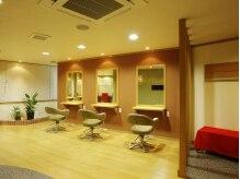 美容室 サクラ(SAKURA)の雰囲気(居心地良いインテリア、接客に・・・心が和む♪)