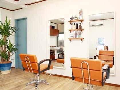 アルスヘアデザイン(ars hair design)の写真