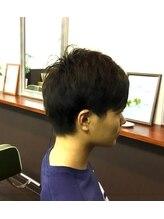 ヘアーサロンソラ(hair salon sora)学生向けのメンズカット