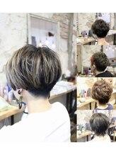 ムニ(Muni)SS #Muni hair×ショートスタイル