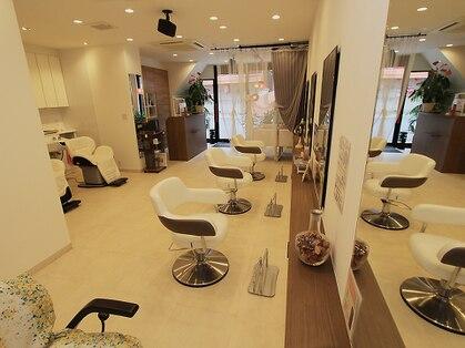 ソワール美容室 柿生店