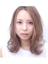 アンドレ ヘア デザイン(Andre Hair Design)ash × beige