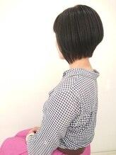 ポノヘアー美容室(pono hair)【PONO HAIR】 すっきり大人ボブ