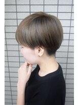 カイル (KAIL)【KAIL仙台東口】 人気 20代 30代  マニッシュショート