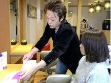 美容室 サクラ(SAKURA)の雰囲気(髪質改善へ導くオリジナルトリートメントは必見◎)