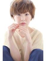 [Kiitos/吉祥寺]☆大人カジュアルなショートスタイル☆