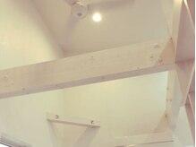 リトレ マリス(Littore maris)の雰囲気(天井が高いので解放感◎)