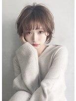 【invitation】小顔モテショート@マイコ