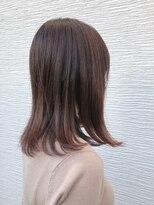 アモング(a`mon gou`t hair make)ナチュラルスタイル