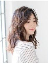 ヘアー ラヴ ワン 高崎(hair love One)フェミニンパーマ