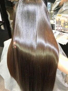 アンリップ(unrip)の写真/新メニュー導入★水分コントロール《髪質アップコース》効果が持続!くせ毛、ゴワツキ、ダメージを改善!