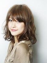 ジョエミバイアンアミ(joemi by Un ami)【joemi】緩やかウェーブスタイルで小顔ヘアになれる☆(大島)