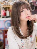 *+COVER HAIR+*…好印象☆ニュアンスストレートb