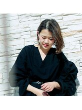 オゥルージュ(Au-rouge noma)柳瀬 香里