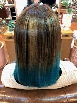 アクティブ 梅島店(Active)の写真/今話題の最高級トリートメント【Aujua】入荷!あなたに合ったヘアケアで今までにない美しい艶髪へ…