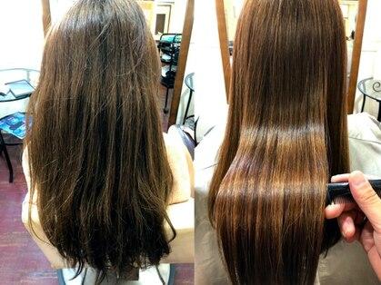 アデューム フォーヘアー(adyum for hair)の写真