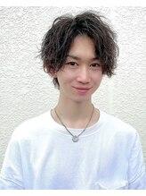 ザサードヘアー カシワ(THE 3rd HAIR)高橋 一輝