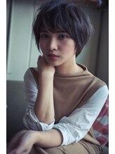 ルーディヘアーブランド(Ludi hair Brand)秋冬マット系ショート☆