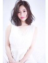 イーリオ(ilio)【ilio-hair atelier-】#大人かわいい#ボブ#ひし形シルエット