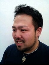 クラッチフォーメン 本店(CLUTCH for MEN)横井 博史