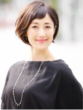クラス アオヤマ(CLASS AOYAMA)[CLASS AOYAMA] 『短い前髪』×『レイヤーボブ』