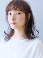 ココ ヘアーアンドライフスタイル(COCO hair&lifestyle)【COCO山口】ラベンダーロブ