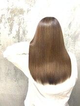 イレス 小樽店(IRESU)髪質改善☆弱酸性縮毛矯正☆地毛のようなサラツヤストレート♪