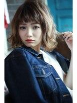 ラベリー(LOVELEY)外ハネアッシュボブ☆ 71