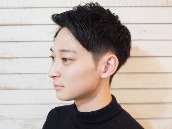 ディエス ヘアデザイン 能見台(diez hair design)のサロンヘッダー