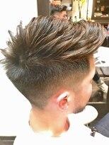 #barberstyle#ハイライト#ローフェード#Hommehair2nd櫻井