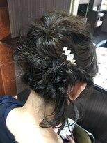 髪の美院 シャルマン ビューティー クリニック(Charmant Beauty Clinic)二次会使用ヘアセット