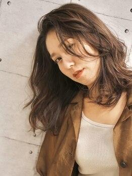 """エアージーモ(Air G mo)の写真/白髪をカバーしながらオシャレ染めを楽しめる☆幅広いカラー提案で""""なりたい""""色味を叶えます♪"""