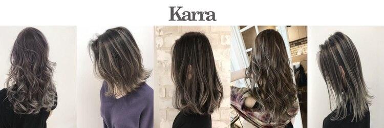 カルラ(Karra)のサロンヘッダー