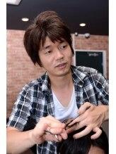 アーサス ヘアマテリアル 大宮2号店(Ursus hair material)マツイ ユウサク