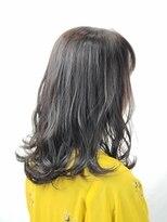 フレア ヘア サロン(FLEAR hair salon)イルミナで暗髪でも透明感☆レイヤー