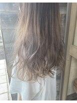ヘアメイク アプト コンビネーション(HAIR MAKE apt combination)透明感カラー