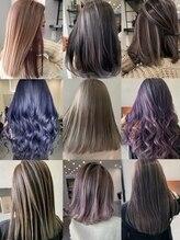 ティティヘアーコーディネート(Titi hair coordinate)