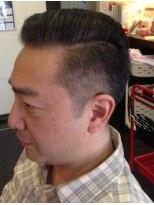 ヘアー サイ(Hair Sai)ツーブロックでリーゼント風オールドスタイル