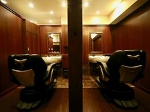 ヒロギンザ 恵比寿店(HIRO GINZA)の雰囲気(全席個室風で他のお客様が気にならない店内◎【恵比寿】)