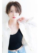 ウニコ(unico)『unico. 松本』センターパートショートStyle☆
