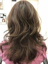 ヘアーデザインムーヴ(Hair design MOVE)#ネオヴィンテージ#ネオヴィンテージカーキ#トレンドカラー