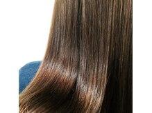 ヘアーサロン ニュアンス(HAIR SALON nuance)の雰囲気(毛髪内に蓄積したカルシウムイオンを除去。素髪に戻し徹底補修◎)