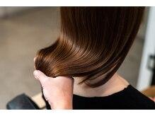 ブリーチした髪の毛も美しく光る艶髪へ☆超音波トリートメントの魅力♪