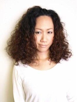 エイブルの写真/【南草津】『エイブルビヨウシツ』こだわりのコスメパーマ☆髪に優しいからカラーとの同時施術もOK!