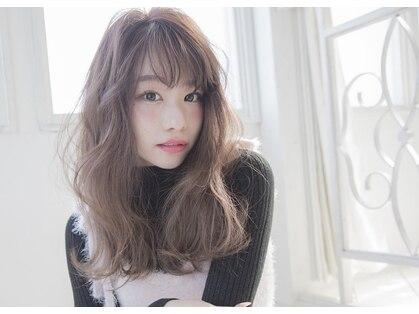 パステル ヘアー デザイン 平井北口(Pastel Hair Design)の写真