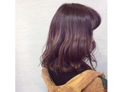 ヘアー ル シェーヌ キューブ(hair le chene CUBE)の写真